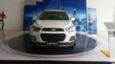 Bán xe ô tô Chevrolet Captiva Revv LTZ 2.4 AT 2017