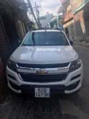 Bán xe ô tô Chevrolet Colorado High Country 2.8L 4x4 AT 2017 giá 735 Triệu