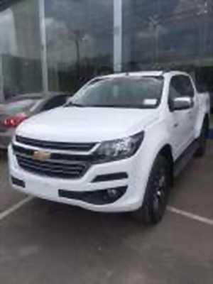 Bán xe ô tô Chevrolet Colorado LT 2.5L 4x4 MT 2017 giá 649 Triệu