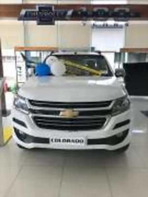 Bán xe ô tô Chevrolet Colorado LTZ 2.8L 4x4 AT 2018 giá 759 Triệu