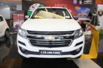 Bán xe ô tô Chevrolet Colorado LTZ 2.8L 4x4 AT 2018 giá 809 Triệu