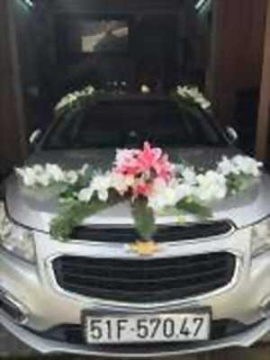 Bán xe ô tô Chevrolet Cruze LT 1.6 MT 2016 ở quận 12
