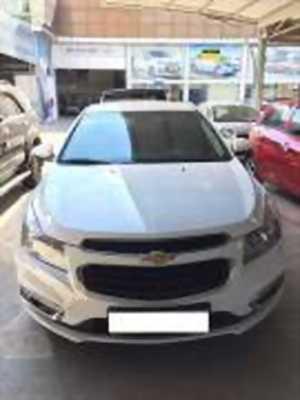 Bán xe ô tô Chevrolet Cruze LT 1.6L 2017 giá 468 Triệu