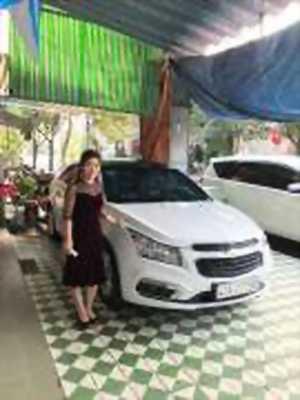 Bán xe ô tô Chevrolet Cruze LT 1.6L 2017