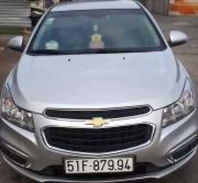 Bán xe ô tô Chevrolet Cruze LT 1.6L 2017 giá 550 Triệu