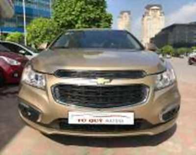 Bán xe ô tô Chevrolet Cruze LT 1.6MT 2016 giá 475 Triệu