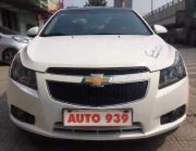 Bán xe ô tô Chevrolet Cruze LTZ 1.8 AT 2012 giá 445 Triệu