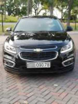 Bán xe ô tô Chevrolet Cruze LTZ 1.8L 2017 giá 538 Triệu
