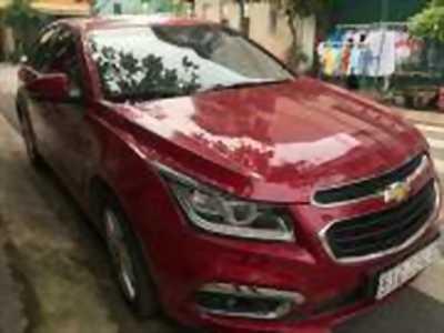 Bán xe ô tô Chevrolet Cruze LTZ 1.8L 2017 ở quận 12