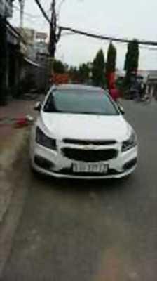 Bán xe ô tô Chevrolet Cruze LTZ 1.8L 2017 giá 580 Triệu