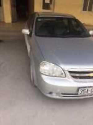 Bán xe ô tô Chevrolet Lacetti 1.6 2012 tại Ninh Bình