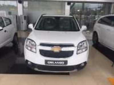 Bán xe ô tô Chevrolet Orlando LTZ 1.8 2017 giá 699 Triệu