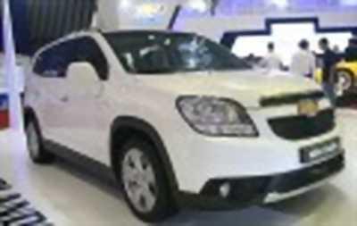 Bán xe ô tô Chevrolet Orlando LTZ 2018 giá 699 Triệu