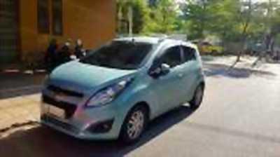 Bán xe ô tô Chevrolet Spark LTZ 1.0 AT 2014
