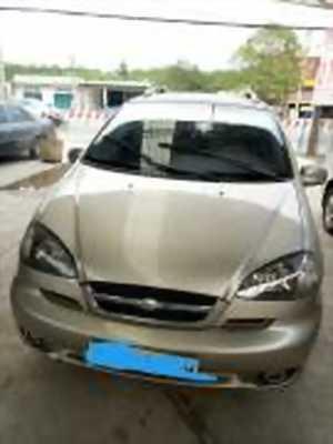 Bán xe ô tô Chevrolet Vivant CDX MT 2008 giá 185 Triệu