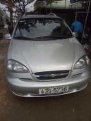 Bán xe ô tô Chevrolet Vivant CDX MT 2008 giá 255 Triệu