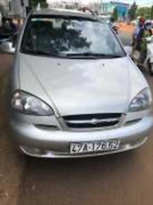 Bán xe ô tô Chevrolet Vivant CDX MT 2008 tại Hà Tĩnh