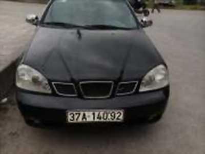 Bán xe ô tô Daewoo Lacetti EX 1.6 MT 2004 giá 140 Triệu