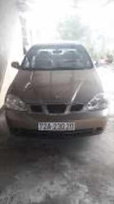 Bán xe ô tô Daewoo Lacetti EX 1.6 MT 2004 giá 200 Triệu
