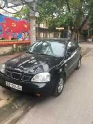 Bán xe ô tô Daewoo Lacetti EX 1.6 MT 2005 giá 136 Triệu
