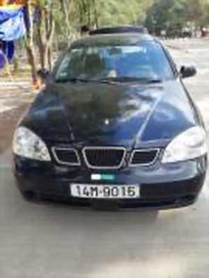 Bán xe ô tô Daewoo Lacetti EX 1.6 MT 2007 giá 122 Triệu