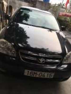 Bán xe ô tô Daewoo Lacetti EX 1.6 MT 2008 giá 189 Triệu