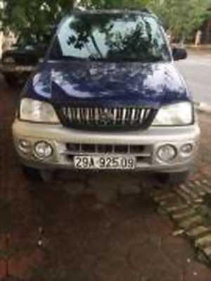 Bán xe ô tô Daihatsu Terios 1.3 4x4 MT 2003 giá 180 Triệu
