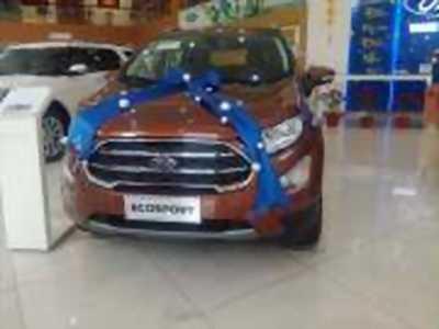 Bán xe ô tô Ford EcoSport Titanium 1.0 EcoBoost 2018 giá 679 Triệu