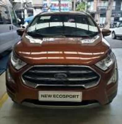Bán xe ô tô Ford EcoSport Titanium 1.0 EcoBoost 2018 giá 689 Triệu quận 8