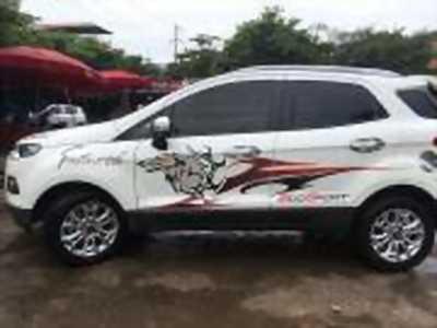 Bán xe ô tô Ford EcoSport Titanium 2015 tại Thanh Hóa.