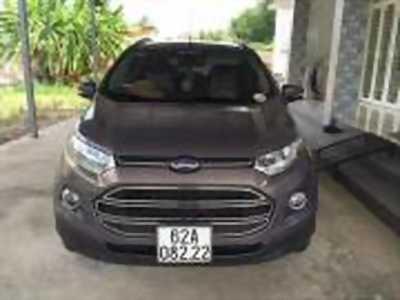 Bán xe ô tô Ford EcoSport Titanium 1.5L AT 2017 giá 588 Triệu