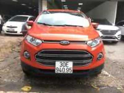 Bán xe ô tô Ford EcoSport Titanium 1.5L AT 2017 giá 590 Triệu