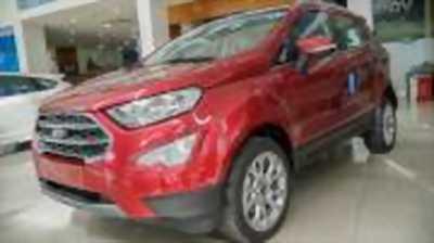 Bán xe ô tô Ford EcoSport Titanium 1.5L AT 2018 giá 638 Triệu quận 12
