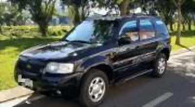 Bán xe ô tô Ford Escape 3.0 V6 2001 giá 155 Triệu