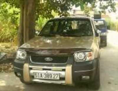 Bán xe ô tô Ford Escape 3.0 V6 2002 giá 190 Triệu quận bình thạnh