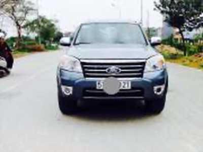 Bán xe ô tô Ford Everest 2.5L 4x2 AT 2010 giá 478 Triệu