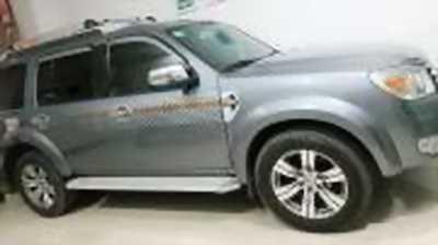Bán xe ô tô Ford Everest 2.5L 4x2 AT 2010 giá 498 Triệu