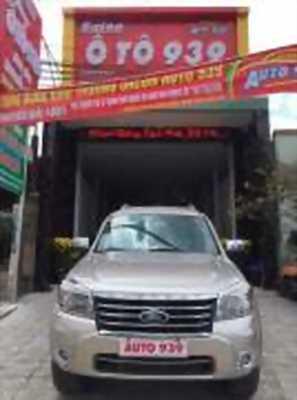 Bán xe ô tô Ford Everest 2.5L 4x2 AT 2011 giá 555 Triệu