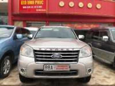 Bán xe ô tô Ford Everest 2.5L 4x2 AT 2012 giá 535 Triệu