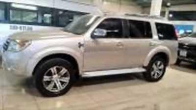 Bán xe ô tô Ford Everest 2.5L 4x2 AT 2012 giá 595 Triệu