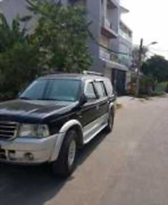 Bán xe ô tô Ford Everest 2.5L 4x2 MT 2005 giá 262 Triệu
