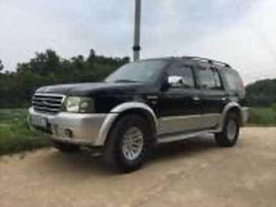 Bán xe ô tô Ford Everest 2.5L 4x2 MT 2005 giá 279 Triệu