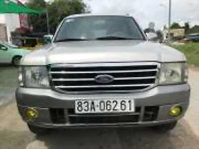 Bán xe ô tô Ford Everest 2.5L 4x2 MT 2005 giá 285 Triệu