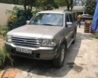 Bán xe ô tô Ford Everest 2.5L 4x2 MT 2005 giá 292 Triệu
