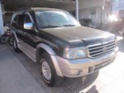 Bán xe ô tô Ford Everest 2.5L 4x2 MT 2005 giá 315 Triệu