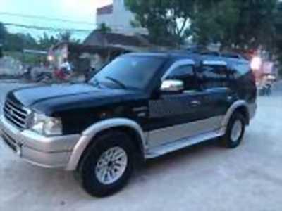 Bán xe ô tô Ford Everest 2.5L 4x2 MT 2006 giá 270 Triệu