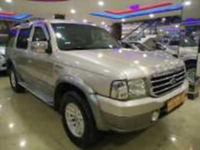 Bán xe ô tô Ford Everest 2.5L 4x2 MT 2006 giá 330 Triệu