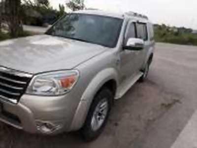 Bán xe ô tô Ford Everest 2.5L 4x2 MT 2009 giá 460 Triệu