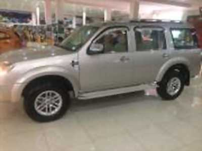 Bán xe ô tô Ford Everest 2.5L 4x2 MT 2009 giá 465 Triệu