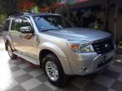 Bán xe ô tô Ford Everest 2.5L 4x2 MT 2009 giá 520 Triệu